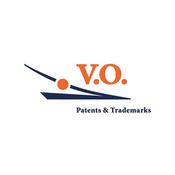 V. O. Patents en Trademarks Logo