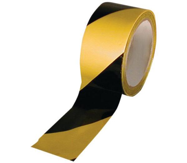 3M vloertape zwart geel