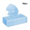 Blauwe wergwerp Facemasks